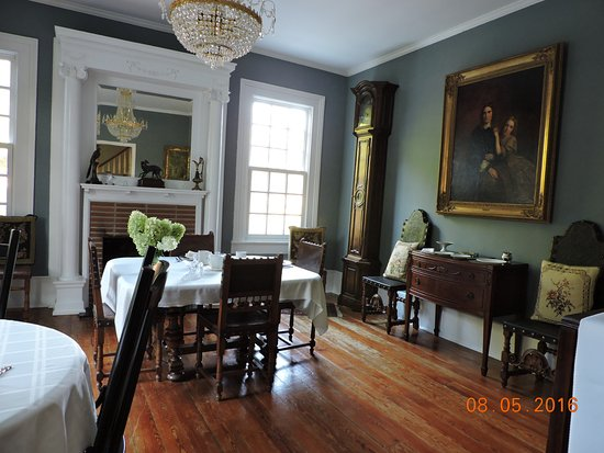 Athens, GA: Breakfast room for guests