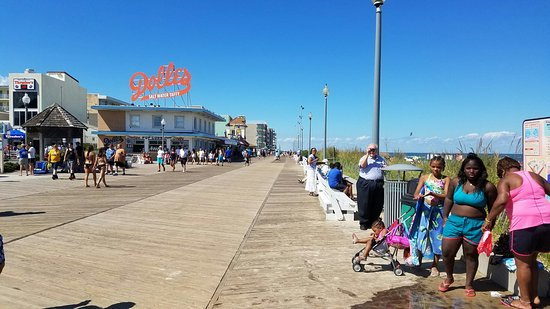 Rehoboth Beach Boardwalk: 20160822_150004_large.jpg