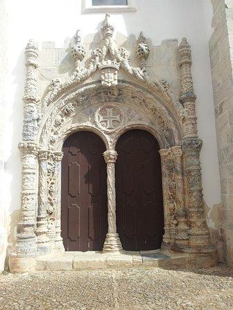 Viana do Alentejo, Portugal: Fachada da Igreja
