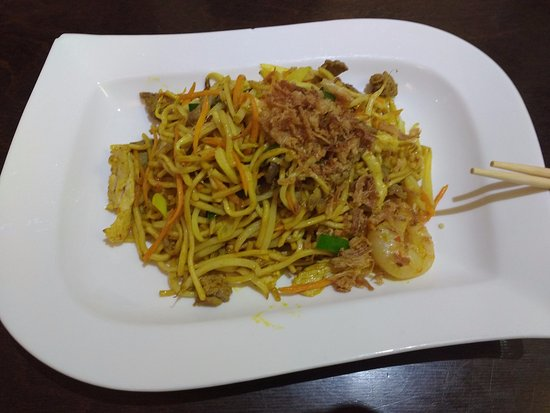 Potsdam Chinese Food