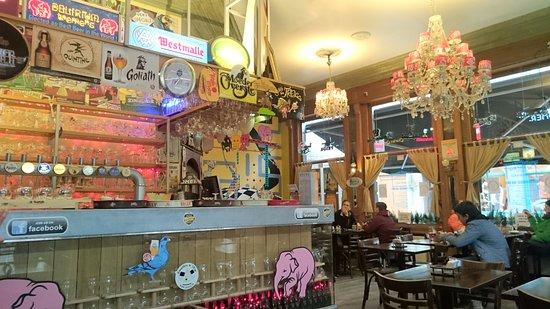 Café le Lombard: Interno