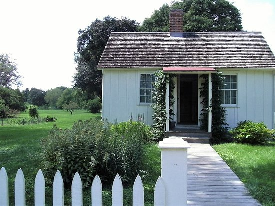 West Branch, IA: President Herbert Hoover's birthplace
