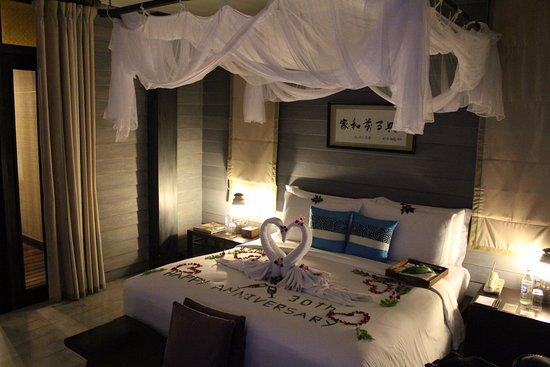 Anantara Lawana Koh Samui Resort: Our room