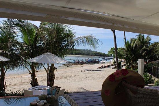 Anantara Lawana Koh Samui Resort: View from restaurant