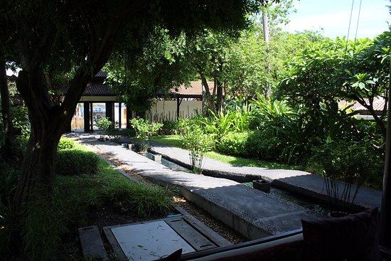 Anantara Lawana Koh Samui Resort: Reception area
