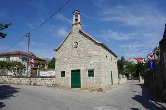 Kastel Luksic, كرواتيا: Chapel of St. John the Baptist in Kastel Lukšić