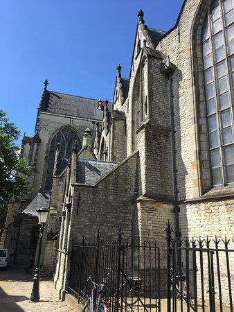Gouda, Pays-Bas : Sint-Janskerk