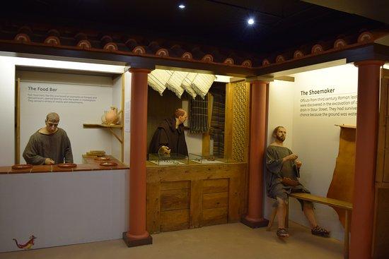 Canterbury Roman Museum