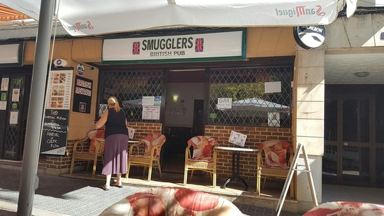 Smugglers bar alcudia: 20160823_163333_large.jpg