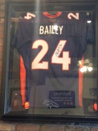 Abilene, KS: One of the sports memorabilia