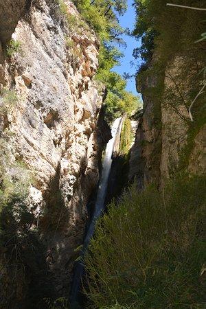 Ombleze, Francia: Superbe chute
