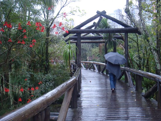 Jardim Botânico de Curitiba: Jardim Botânico