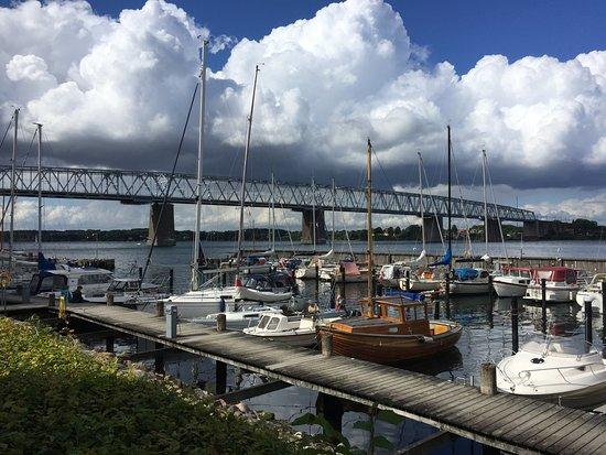 Middelfart, Dinamarca: Den gamle Lillebæltsbro