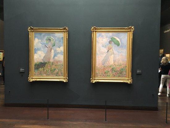 raconter une visite au musée france
