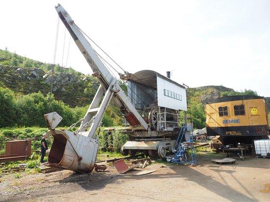 Threlkeld Quarry and Mining Museum Foto