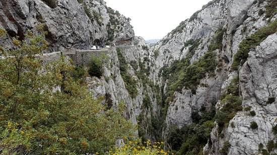 Gorges de Galamus Photo