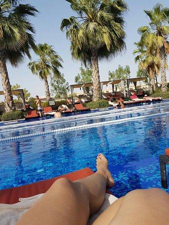 The Westin Abu Dhabi Golf Resort & Spa: 20160819_161917_large.jpg