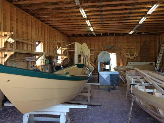 Our Main Headquarters In Winterton Picture Of Wooden Boat Museum