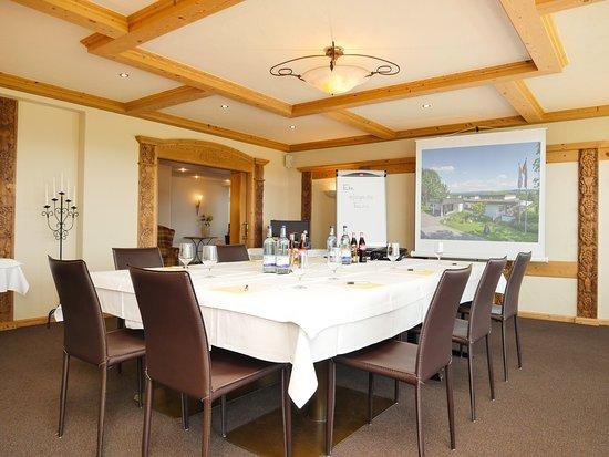 Allgäuer Terrassenhotel: Weinstube als auch Seminarraum