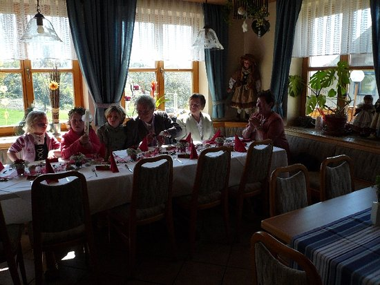 Sant Jordi, España: comedor nr2