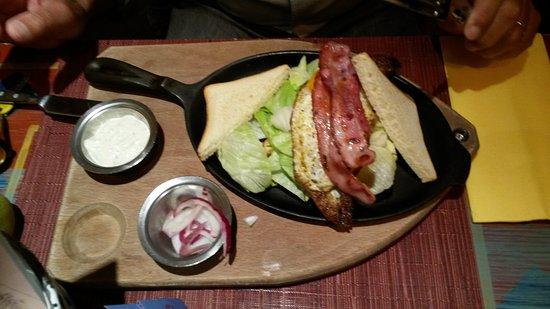Hotel California: Café da manhã do Hotel Califórnia (escolha através do menu-veja site)