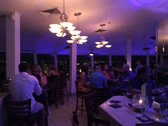 Grand Plaza Beachfront Resort Hotel Conference Center The Revolving Restaurant And Bar