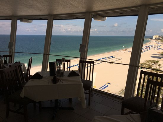 Grand Plaza Beachfront Resort Hotel Conference Center Day At The Beach From Revolving