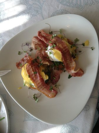 Vredehoek, Sudáfrica: Delicious food