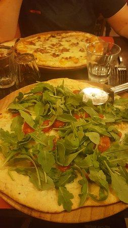 Osteria dell'Oca: pizze