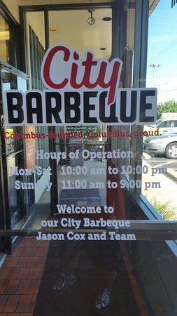 City Barbeque : 20160823_104459_large.jpg