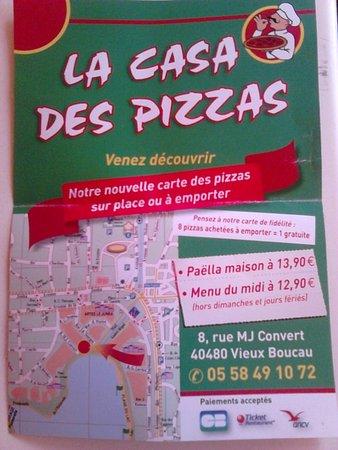 Vieux-Boucau-les-Bains, Francia: Pub du resto