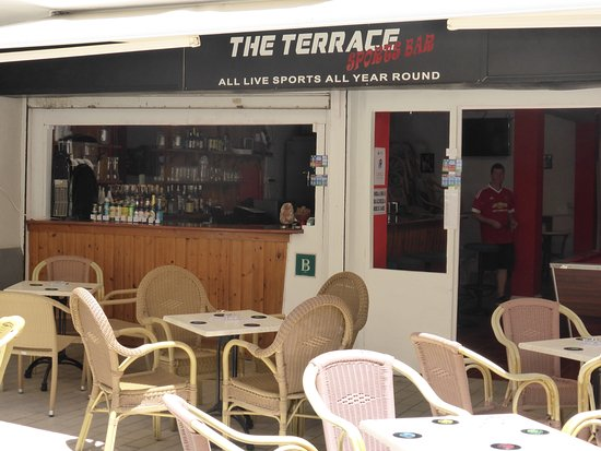 ‪The Terrace Sports Bar‬