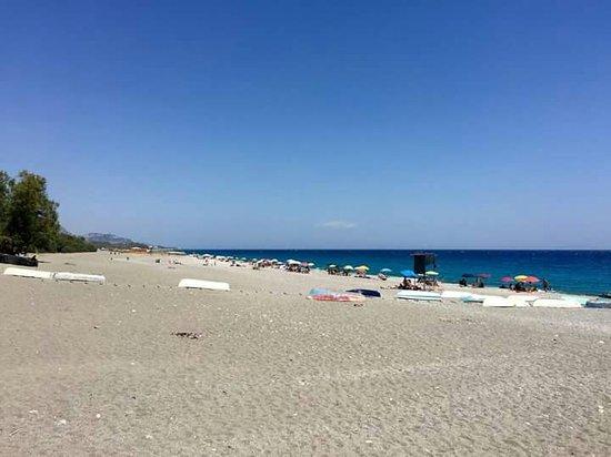Fiumefreddo di Sicilia, Italien: Marina di Cottone - Fiumefreddo.