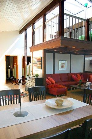 Allgäuer Terrassenhotel: Villa direkt bei Terrassenhotel buchbar