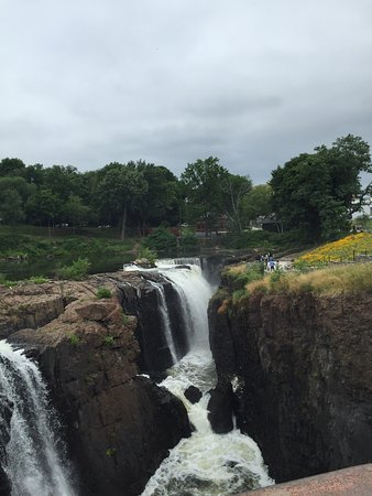 Paterson, Нью-Джерси: Great Falls National Historical Park