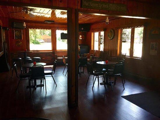 Land O' Lakes, WI: The lounge