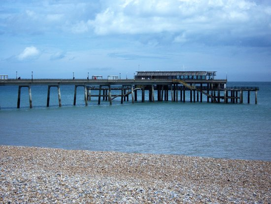 Deal, UK: Have a stroll on the pier.