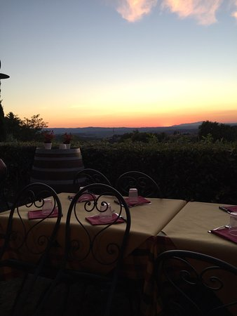 Barberino Val d'Elsa, Itália: Osteria l'Antica Quercia