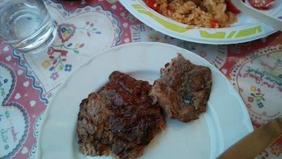 Бельмонте, Португалия: very good grilled region meat