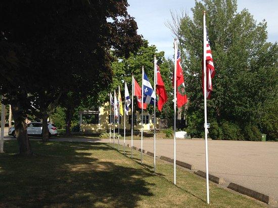 Bridgetown, Kanada: Welcoming all nations!