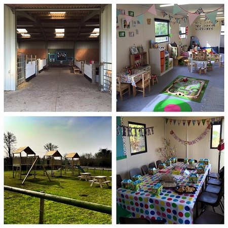 Calne, UK: Book your Birthday Party at the Farm!