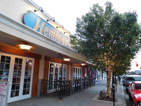 Hemingway Cafe Seaside Nj Menu