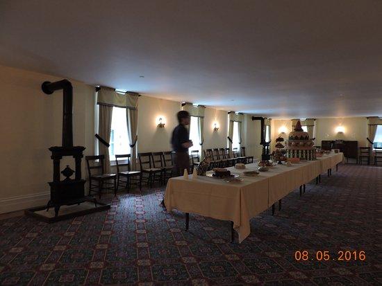 Milledgeville, GA: Banquet hall