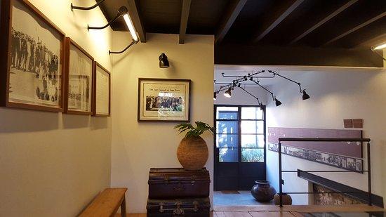 Satyagraha House: Photographs and exhibits