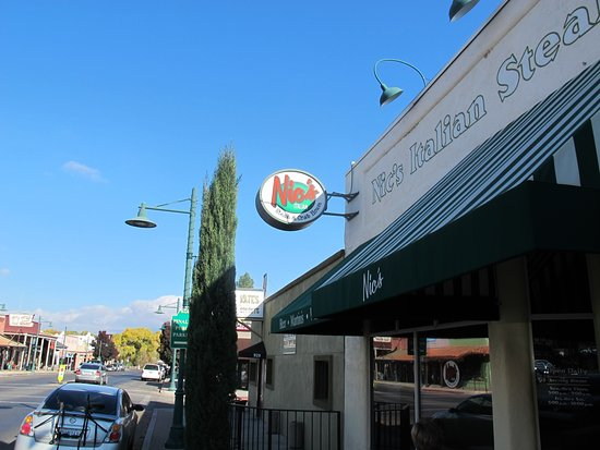 Cottonwood, Аризона: Nic's is One of the Best Restaurants in Arizona