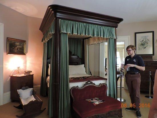 Milledgeville, GA: Master bedroom.