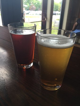 Groton, MA: beers and they have many great ones
