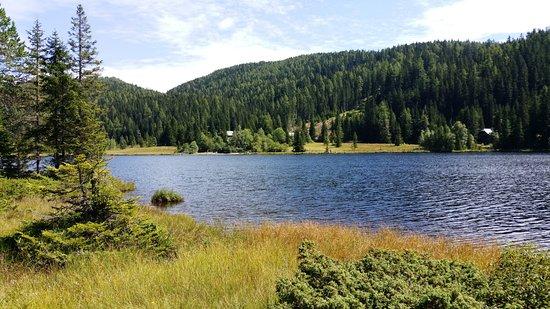 Tamsweg, Østrig: Landschaftsschutzgebiet Prebersee