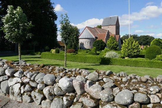 Roslev, Danmark: Skive, Grinderslev Kirke