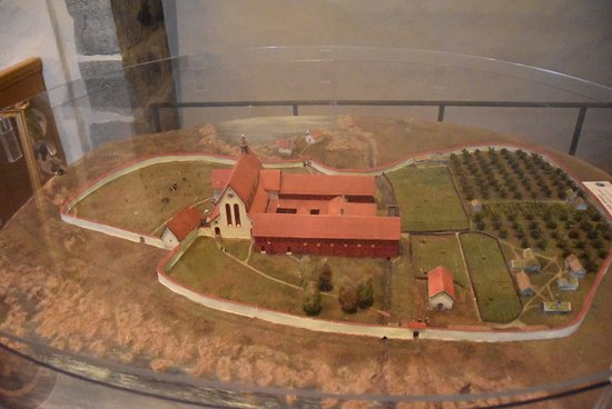 Vrigstad, Sweden: Model of how it used to be
